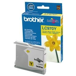 Brother LC970Y Jaune