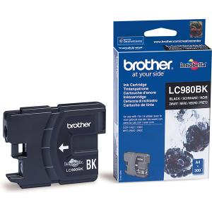 Brother LC980BK Noir