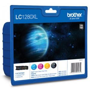 Brother LC1280XL Pack 4 C