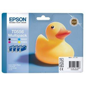 Epson T0556 Pack 4
