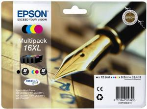 Epson 16 XL Pack 4 Couleu