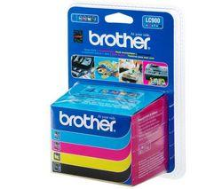 Brother LC900 Pack 4
