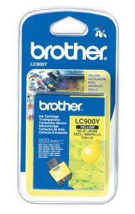 Brother LC900Y Jaune